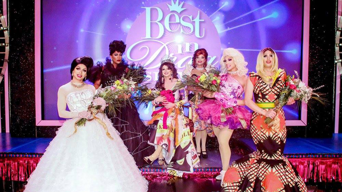 BEST IN DRAG CONTESTANTS